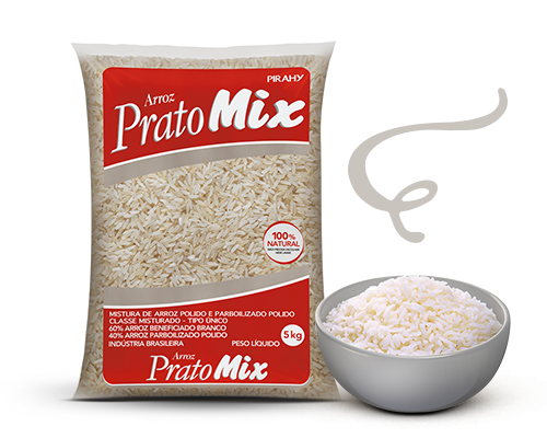 Arroz - Prato Mix